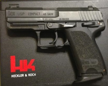 Heckler & Koch USP コンパクト02