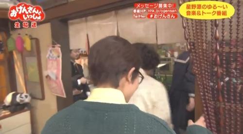 NHK おげんさんといっしょ 台所に移動