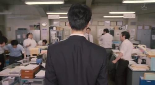 TBS 日曜劇場 「小さな巨人」 第6話 芝署編完結 歓喜に沸く所轄メンバー