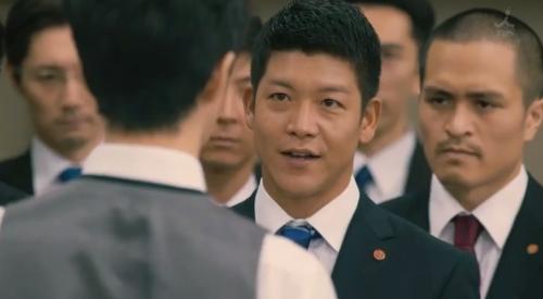 TBS 日曜劇場 「小さな巨人」 第6話 芝署編完結 藤倉良一(駿河太郎)は所轄を手伝えという指令を受けてやって来た