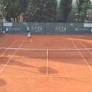 パオロ・マルディーニのプロテニスデビュー戦 アスプリア・テニスカップ ミラノ チャレンジャー大会 Aspria Tennis Cup in Milan01