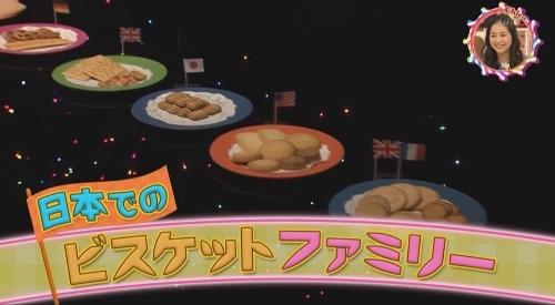 NHK 第2弾 「チコちゃんに叱られる!」 ビスケットファミリー