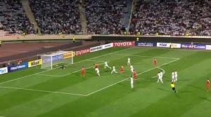 9月6日 サッカーW杯アジア最終予選 イラン vs シリア戦