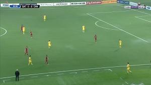 9月6日 サッカーW杯アジア最終予選 カタール vs 中国戦