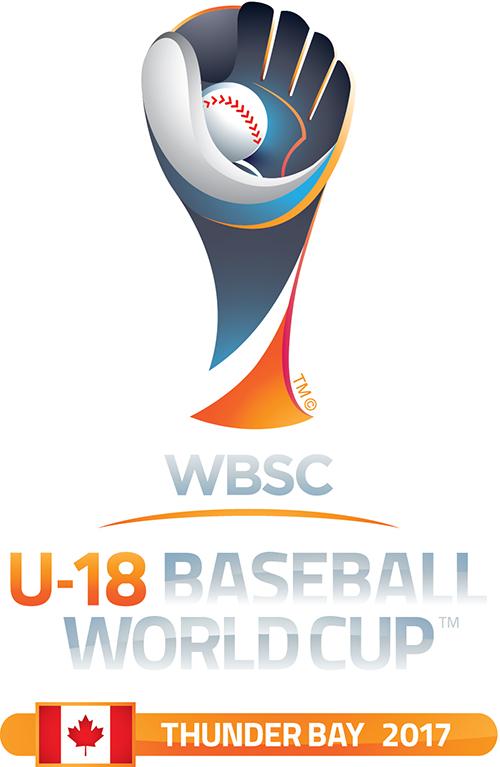 U18野球ワールドカップ2017 ロゴ