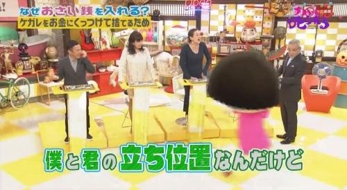 NHK 第3弾「チコちゃんに叱られる!」2017年12月27日 大竹まことの立ち位置についての指摘