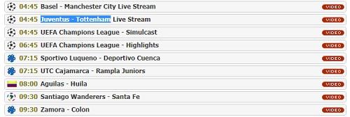 「Batmanstream.com」の使い方 UEFAチャンピオンズリーグ全試合の視聴方法