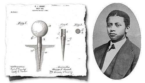 ジョージ・フランクリン・グラント(Dr. George Franklin Grant)が発明したティー