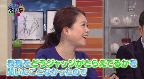 フィギュアの表現力 ジャッジの採点基準 NHK スポーツ酒場 語り亭 ジャッジの話に興味津々
