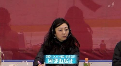 フィギュアの表現力 ジャッジの採点基準 NHK スポーツ酒場 語り亭 国際審判員 岡部由起子