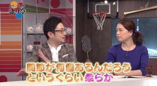 フィギュアの表現力 ジャッジの採点基準 NHK スポーツ酒場 語り亭 柔らかい腕の表現力
