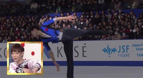 フィギュアの表現力 ジャッジの採点基準 NHK スポーツ酒場 語り亭 田中選手の腕の使い方