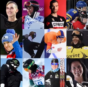 平昌オリンピックでLGBTなどの性的少数者を公表している選手15名の全リスト