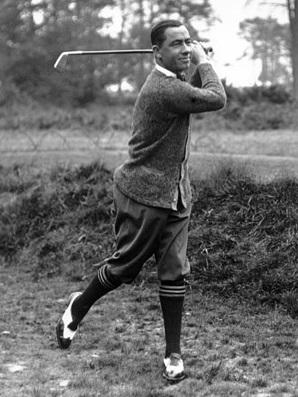 1920年 ウォルター・ヘーゲン(Walter Hagen)