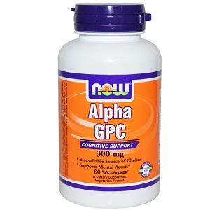 最大限の効果を狙う最強のプレワークアウトに求められる成分とは? アルファGPC