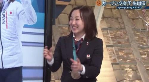 2月26日報道ステーション カーリング女子 藤澤五月解説 紳士のスポーツ
