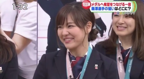 2月27日ひるおび! カーリング女子 吉田知那美解説 やっちまった