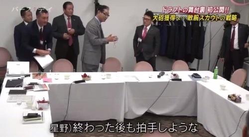 TBS バース・デイ 楽天イーグルス 球団スカウト 星野仙一 終わった後も拍手で