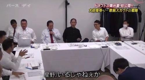 TBS バース・デイ 楽天イーグルス 球団スカウト 球団副会長 星野仙一 いるじゃねぇか