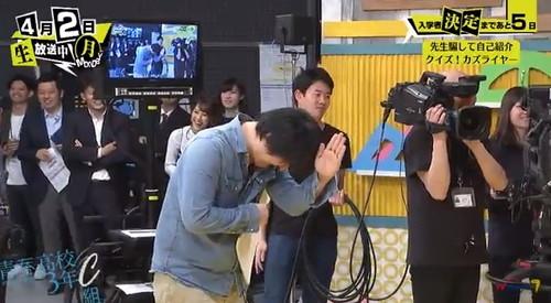 青春高校 3年C組 4月2日 初回放送 プロデューサー
