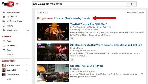 YouTubeの2015年エイプリルフールネタ Darude - Sandstorm
