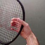 フェデラー テニスのハイブリッドストリング(ガット)は主流の張り方?その長所と短所