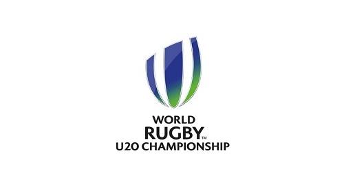 ワールドラグビーU20選手権 ロゴ