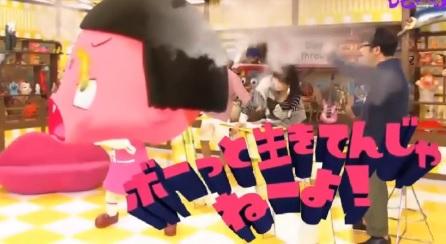 第12回 NHK「チコちゃんに叱られる!」遂に江戸川の黒い鳥キョエちゃんが喋り出す!