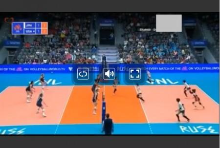FIVBバレーボール・ネーションズリーグ(女子・男子)の全試合をネットのライブストリーミング放送で無料視聴するには 見逃し配信の見方