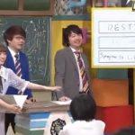 第73回「青春高校 3年C組 水曜日」担任:三四郎 学園祭ユニットのネーミング案発表で中2病大喜利状態?