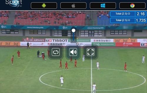 アジア大会2018ジャカルタをネットのライブストリーミング放送で完全無料で視聴するには