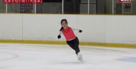 宮原知子のジャンプ改革「トゥが潰れる」の意味とは?着氷時の姿勢