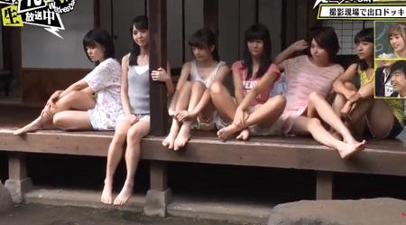 第138回「青春高校 3年C組 水曜日」担任:三四郎 アイドル部グラビア撮影ドッキリで過激水着