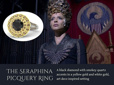 セラフィーナ・ピッカリーの指輪