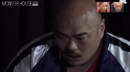 第7回(7th WEEK)最終回「モンスターハウス」豊島園から生放送。クロちゃんのクロ節、殺人者の顔、そして収監国民投票