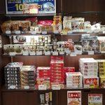 広島空港の国内線の売店「ANA FESTA」で店員さんに聞いたお土産ランキング