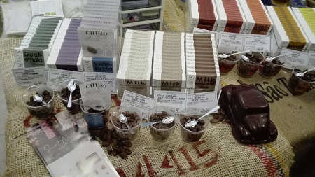 Craft Chocolate Market 2019 The Fleming House 1月19日 サンニコラ