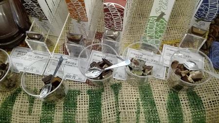 Craft Chocolate Market 2019 The Fleming House 1月19日 サンニコラ01