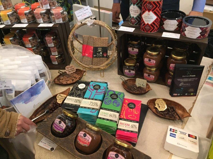 Craft Chocolate Market 2019 The Fleming House 1月19日 ドミニカ共和国 Khao Caribe
