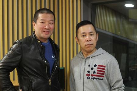 岡村隆史のオールナイトニッポンにチコちゃんの声の正体:木村祐一(キム兄)登場。チコちゃんトークまとめ