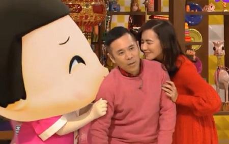 第41回 NHK「チコちゃんに叱られる!」岡村隆史の匂いを嗅ぐ優木まおみとチコちゃんが岡村の取り合い
