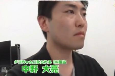 第52回 NHK「チコちゃんに叱られる!」CGチームの中野大亮さんってどんな人?