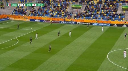 FIFA U-20 サッカーワールドカップ ポーランド大会2019全試合をネットの無料ライブストリーミング放送で視聴するには mylive 日本代表戦 画面