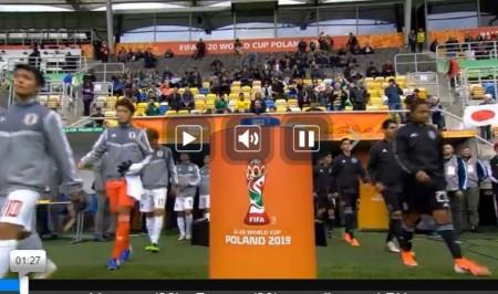 FIFA U-20 サッカーワールドカップ ポーランド大会2019全試合をネットの無料ライブストリーミング放送で視聴するには mylive 日本代表戦 見逃し配信の操作方法02