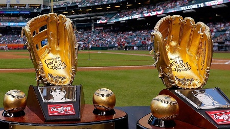 MLBの野球グローブメーカーランキング 内外野・キャッチャーミット別&着用有名選手