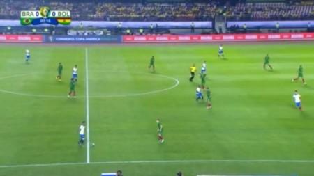 コパアメリカ全試合をネットの無料ライブストリーミング放送で視聴するには 開幕戦 ブラジル vs ボリビア戦の視聴画面