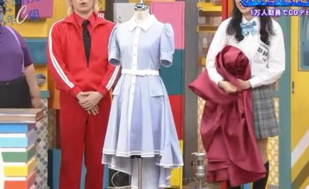 テレ東音楽祭で青春高校アイドル部選抜メンバーが披露する「青春のスピード」で着る新衣装