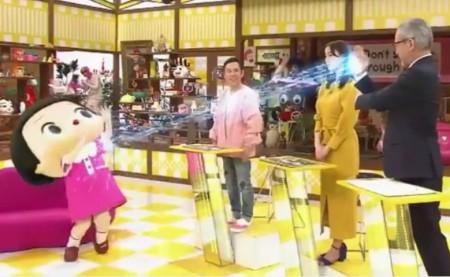 第52回 NHK「チコちゃんに叱られる!」嬉しそうにチコちゃんにスペシウム光線を放つ大竹まことさん