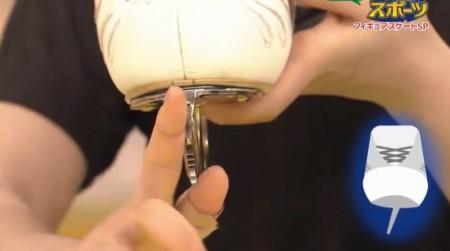 フィギュアスケート紀平梨花のスケート靴へのこだわりとは?ブレードの取り付け角度