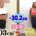 第2弾はLUNA!有吉ゼミ紹介の武田真治筋肉ダイエット&筋肉リズム体操第二のやり方完全ガイド LUNAの6ヶ月の劇的変化
